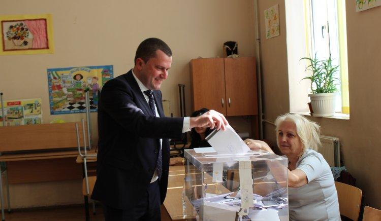 Станислав Владимиров: Гласувах за промяна, справедливост  и силна държава