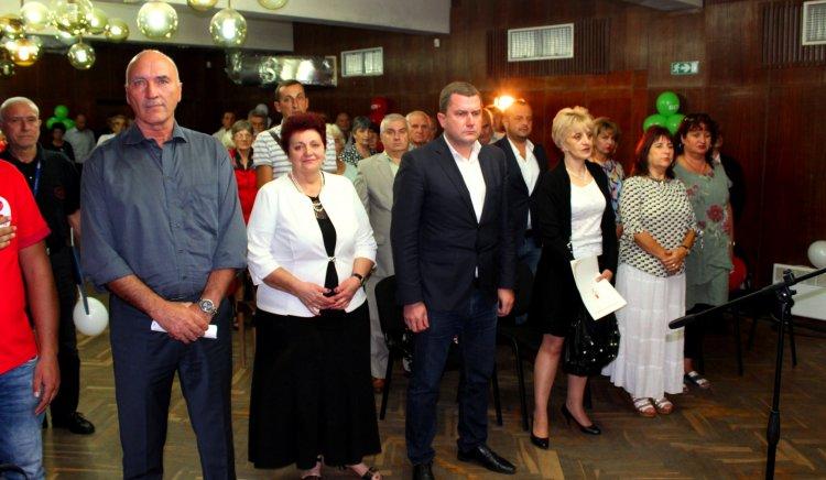 """ИК """"Заедно за доброто на трънско"""" и БСП дадоха старт на предизборната кампания в Трън"""