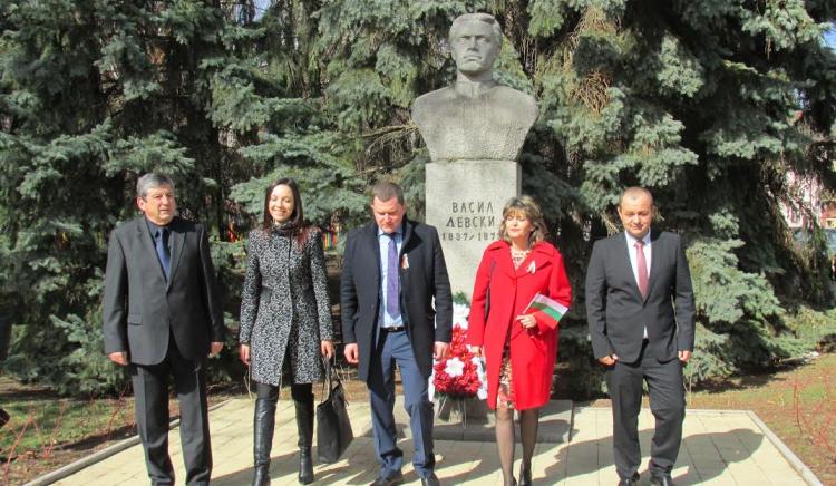 """""""БСП за България"""" – Перник: Поклон пред величието на всички, загинали за свободата на България!"""