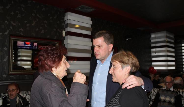 Станислав Владимиров в Радомир: Ние не работим само преди избори, нашата работа за доброто на хората е постоянна