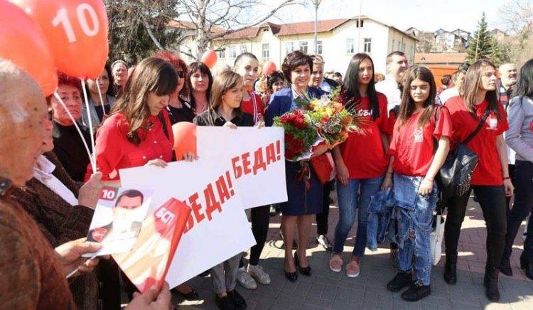 Корнелия Нинова:  На 27 март трябва да решим 4 въпроса - не партийно, а държавнически