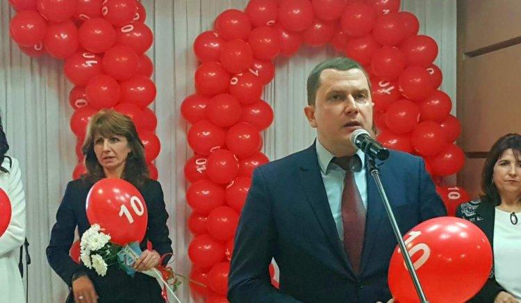 """""""БСП за БЪЛГАРИЯ"""" откри кампанията си в Перник и даде заявка за категорична победа над  ГЕРБ"""