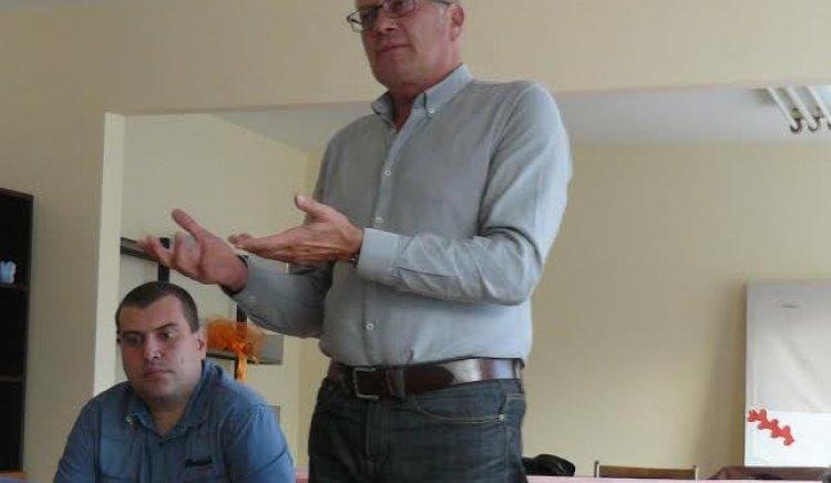 Ерик Рангелов: Ако дадем глътка въздух на Общината и намерим свежи пари, Перник може да тръгне напред