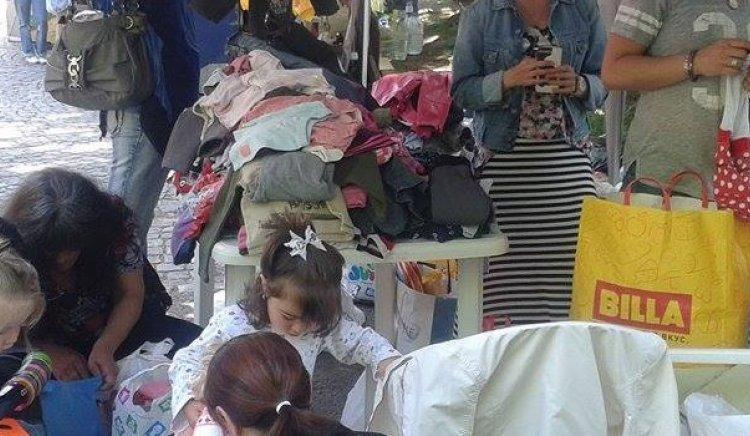 Базарът за млади майки  – традиция на Младежкото обединение в Перник