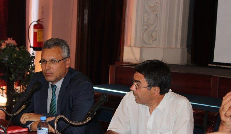 Кръгла маса посветена на 126-та годишнина на БСП се проведе в Двореца на културата в Перник