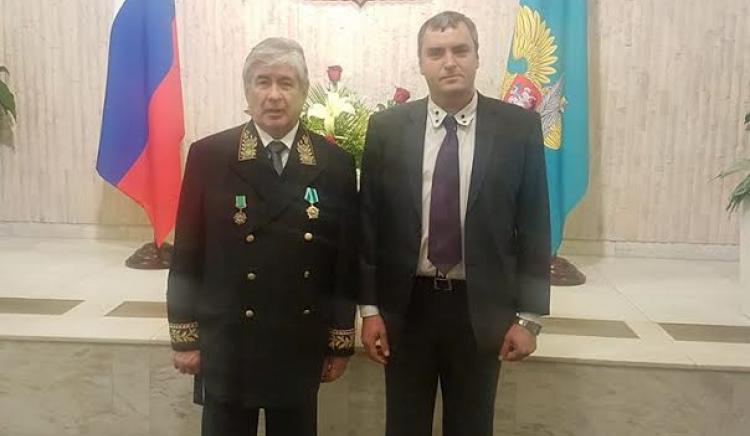 Кирил Леонов се срещна с посланика на Русия